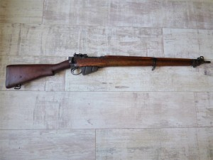 Karabin Lee Enfield No.4 kal.303brit.