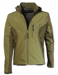 Kurtka Softshell U-Tex z kapturem