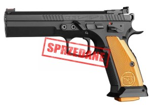 Pistolet CZ 75 TS Orange kal.9mm Luger