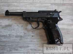 Pistolet Walther P38 kal.9mm Para