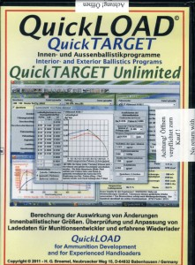 Program do elaboracji QuickLoad v.3.9.0.14
